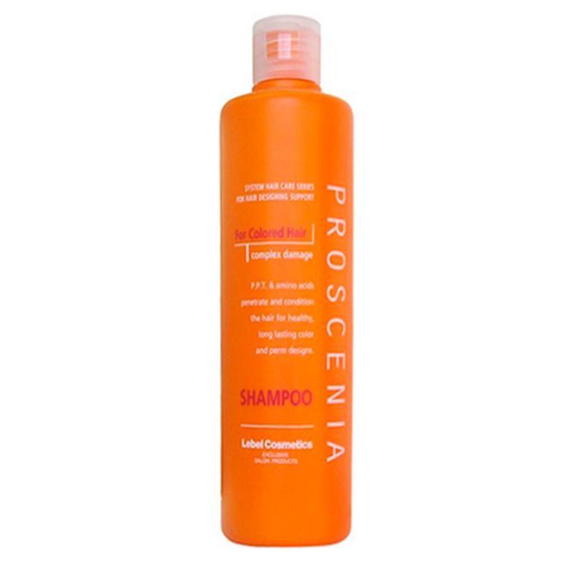 Lebel proscenia шампунь для окрашенных волос