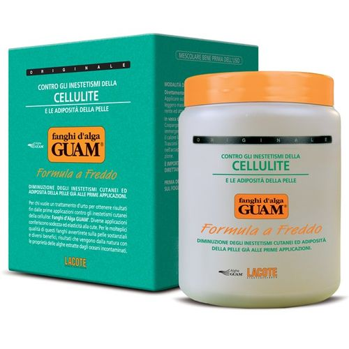 Купить Гуам (Guam) FANGHI D'ALGA Маска антицеллюлитная с охлаждающим эффектом 1000 г
