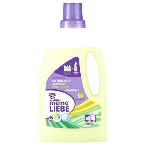 Майн Либе/Meine Liebe Кондиционер для белья Карамбола концентрат 800мл от Лаборатория Здоровья и Красоты