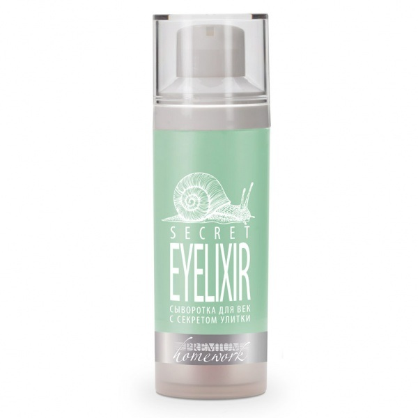Премиум (Premium) Сыворотка для век с секретом улитки Secret Eyelixir 30 мл