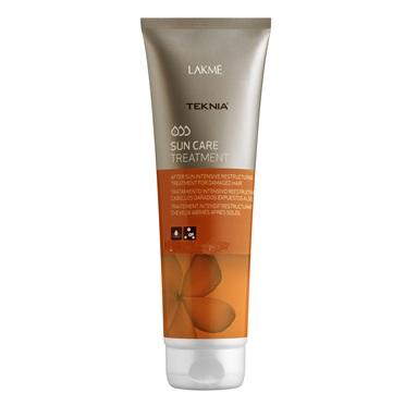 LAKME SUN CARE TREATMENT Интенсивное восстанавливающе средство для волос после пребывания на солнце 50 мл от Лаборатория Здоровья и Красоты