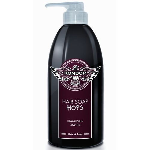Купить Kondor Hair&Body Шампунь Хмель 300мл