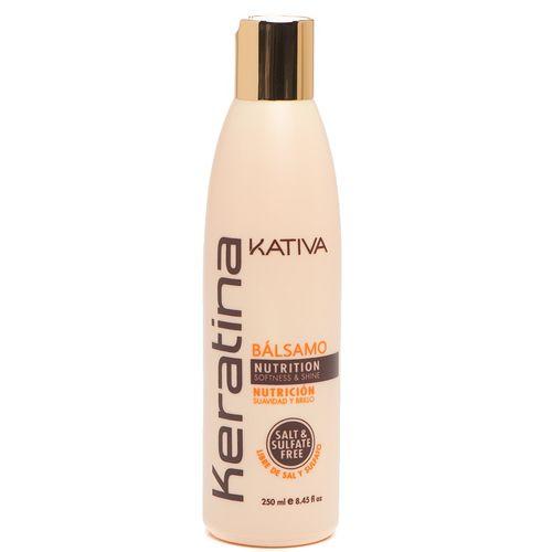 Kativa keratina укрепляющий бальзам-кондиционер