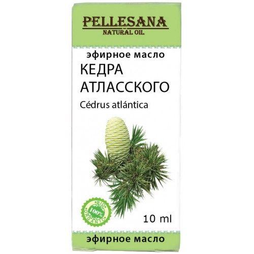 Pellesana масло Кедра атласского эфирное 10 мл