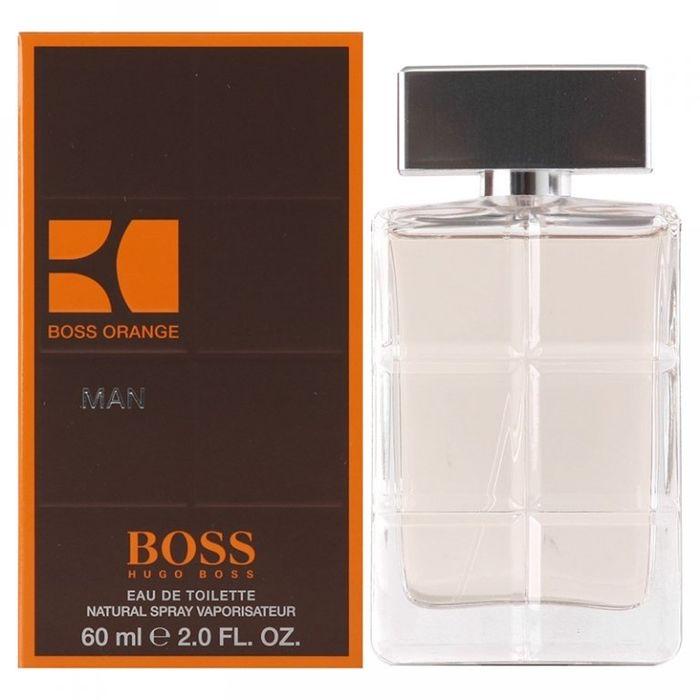 Купить BOSS ORANGE MAN вода туалетная мужская 60 ml, HUGO BOSS