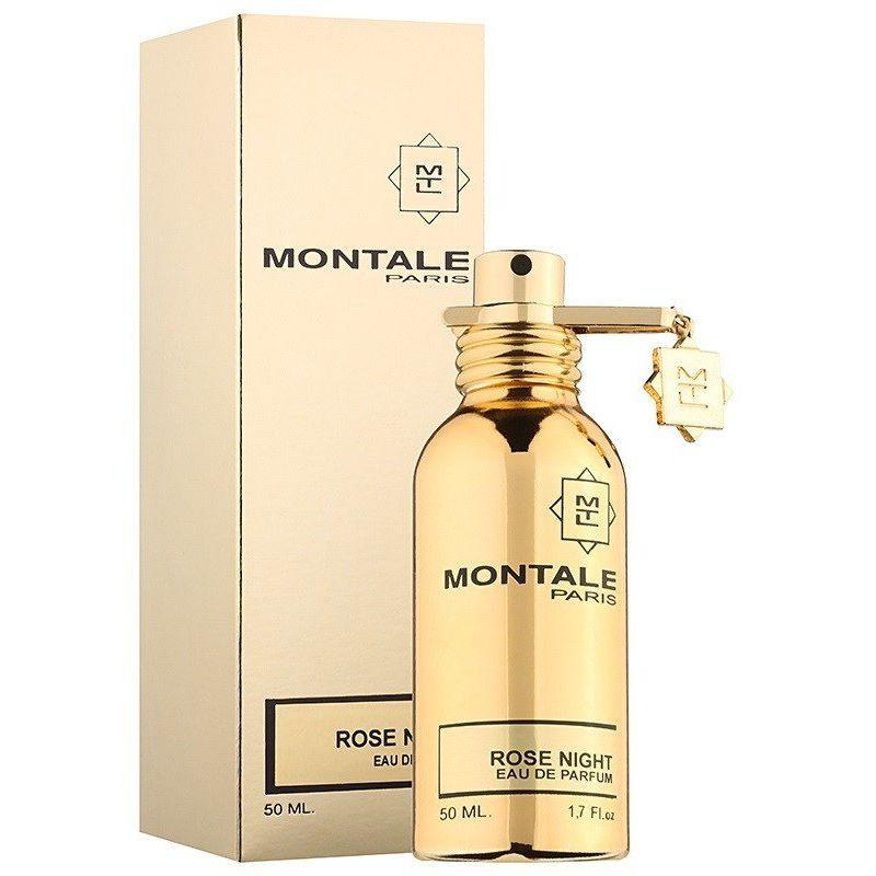 MONTALE Rose Night Ночная роза парфюмерная вода унисекс 50 ml