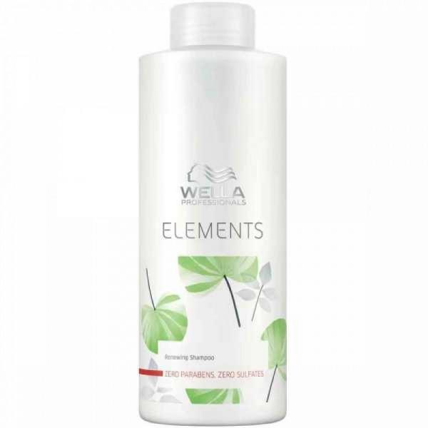 Купить Wella Elements Обновляющий шампунь без сульфатов 1000мл