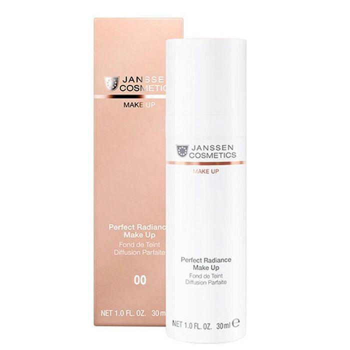 Janssen Стойкий тональный крем с UV-защитой SPF-15 Perfect Radiance Make Up тон 00 30мл J8700.00