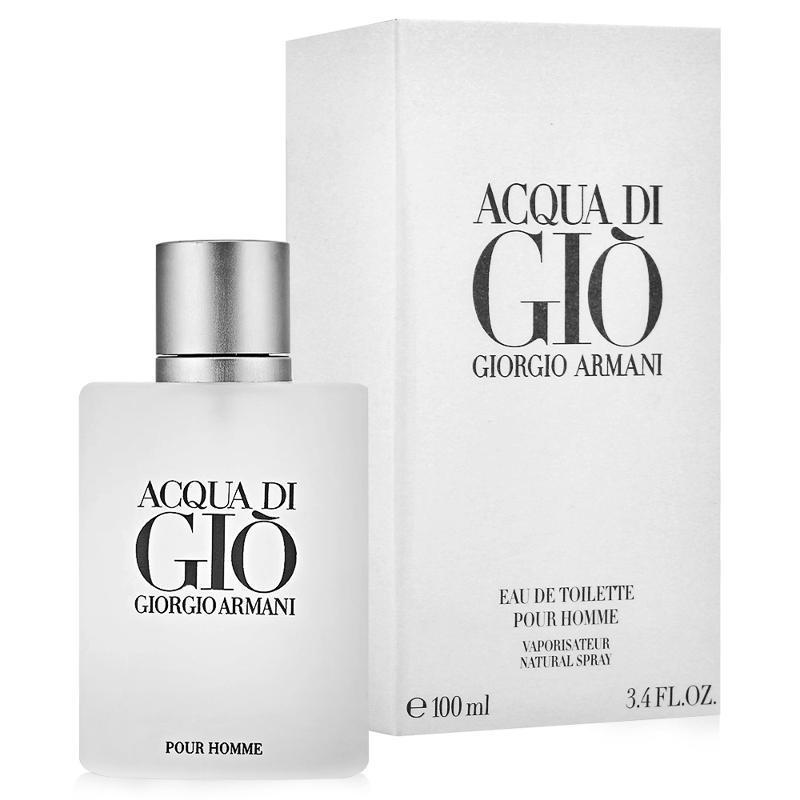 Giorgio armani acqua di gio вода туалетная мужская 100 ml