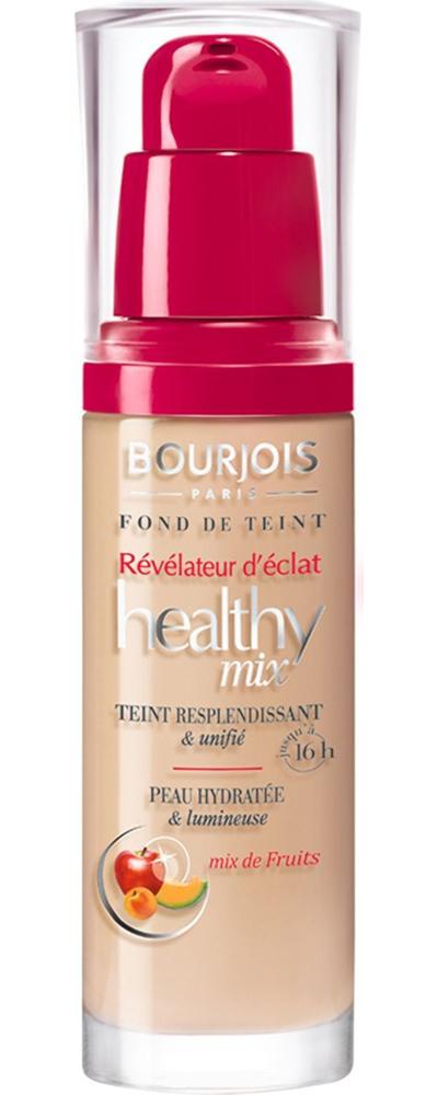 Bourjois тональный крем healthy mix repack