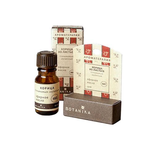 Botavikos 100% эфирное масло Корица из листьев 10мл