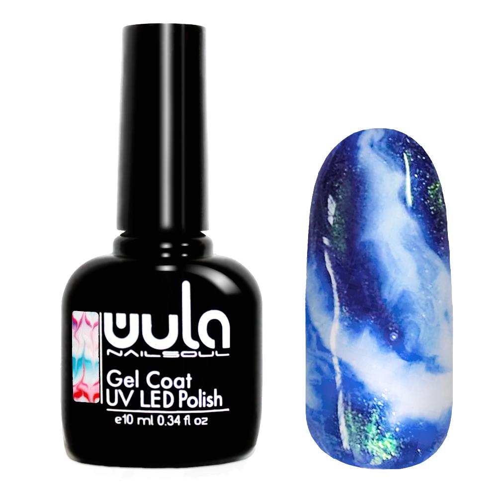 Купить Wula nailsoul гель-лаковое покрытие с эффектом растекания Waterway gel coat 10 мл