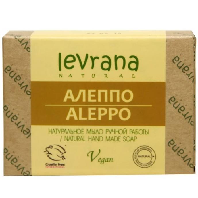 Купить Levrana Мыло ручной работы Алеппо, натуральное 100 г