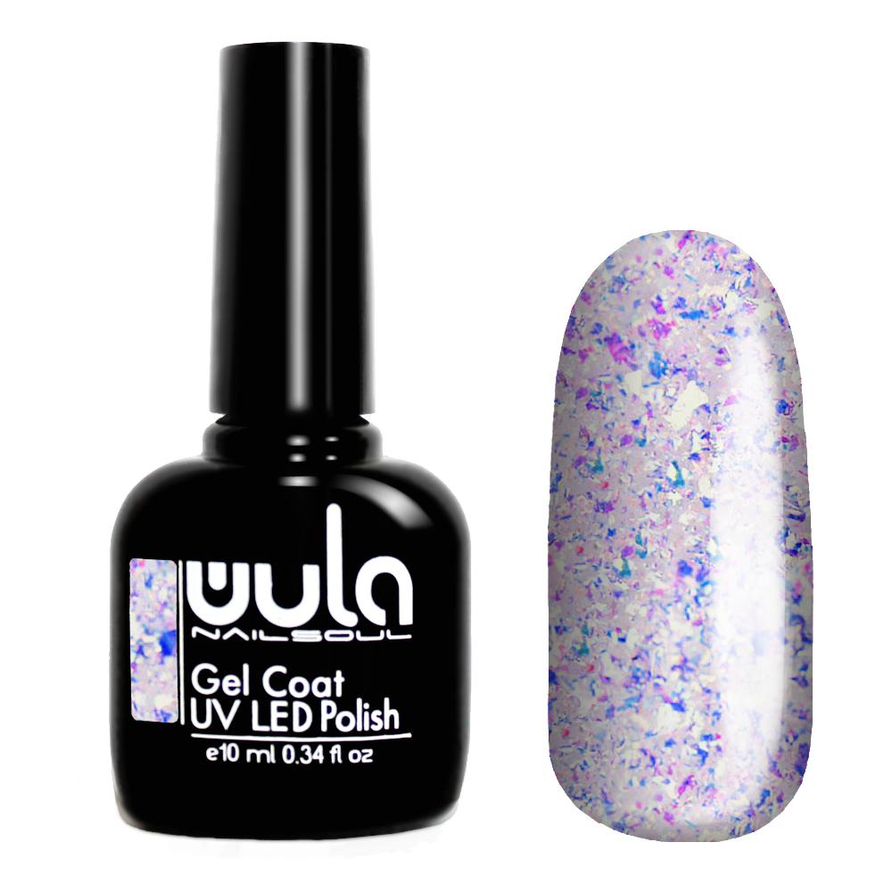 Купить Wula nailsoul опаловое гель лаковое покрытие 10мл Opal gel coat тон 442 ранний закат