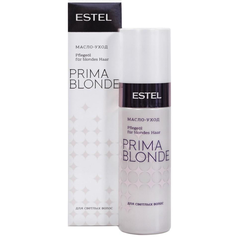 Купить Estel Prima Blonde Масло-уход для светлых волос 100 мл