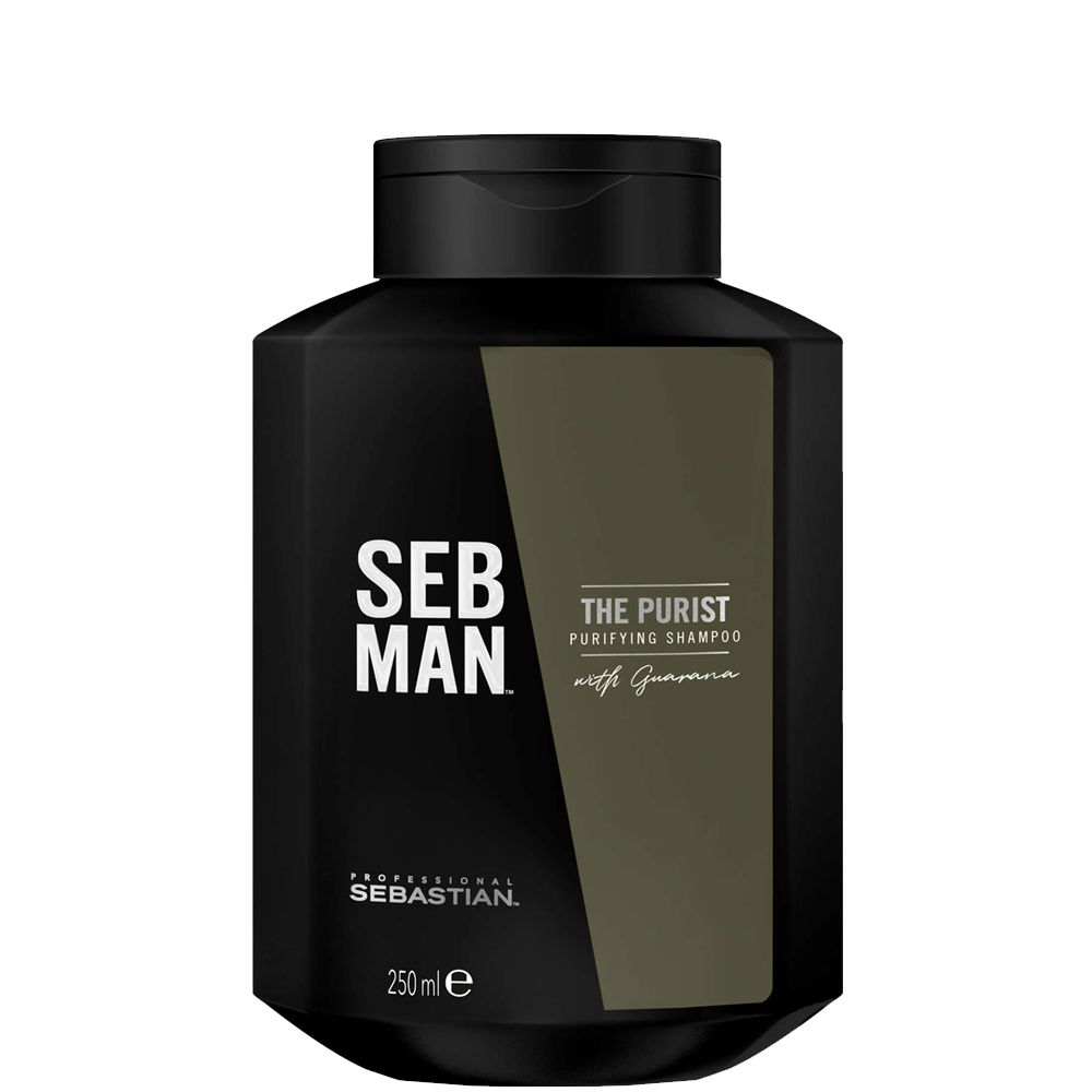 Купить Sebastian SEBMAN THE PURIST Очищающий шампунь для волос 250мл, Sebastian Professional