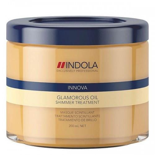 Купить Indola Чарующее сияние Маска восстанавливающая смываемая 200 мл, Indola Professional