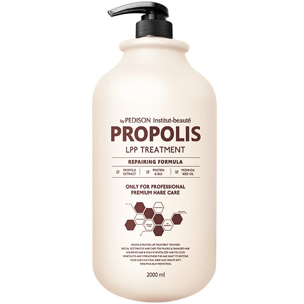 Купить Pedison Маска для волос Прополис Institut-Beaute Propolis LPP Treatment 2000мл