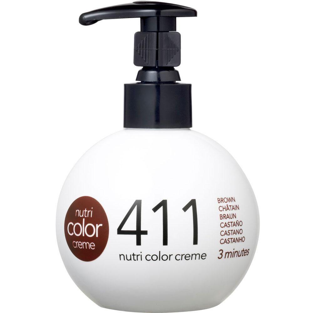 Купить Revlon Nutri Color Creme Крем-краска 3в1 411 Коричневый 270мл