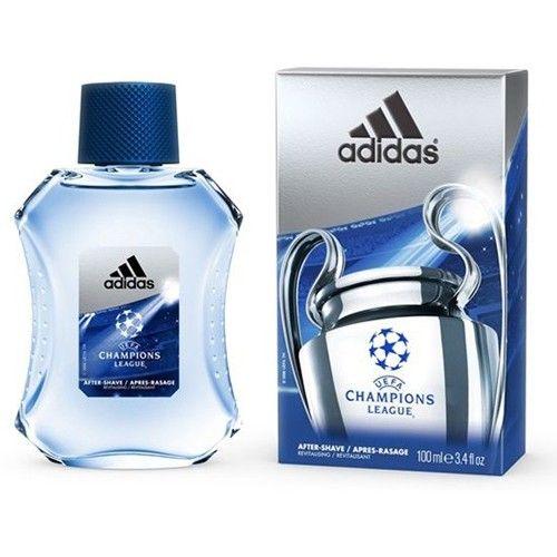 Адидас (Adidas) UEFA III Champions League Arena Edition After Shave лосьон после бритья 100 мл