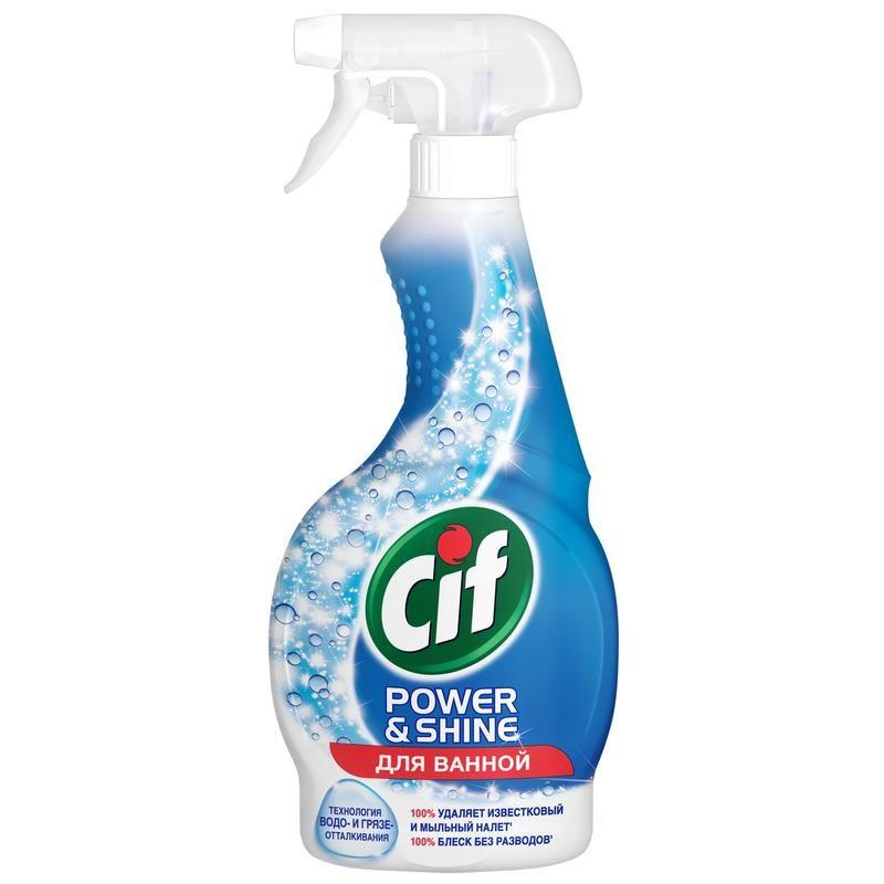 Cif чистящее средство для