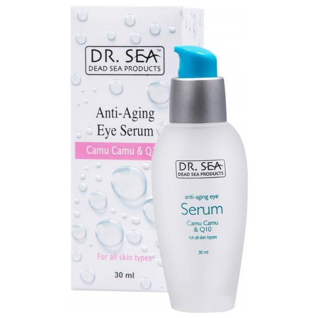 Dr.Sea Антивозрастная сыворотка для глаз с каму-каму и Q10 30мл [220]