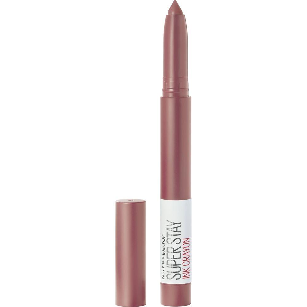 Купить Maybelline Помада-стик для губ SuperStay Ink Crayon оттенок 15