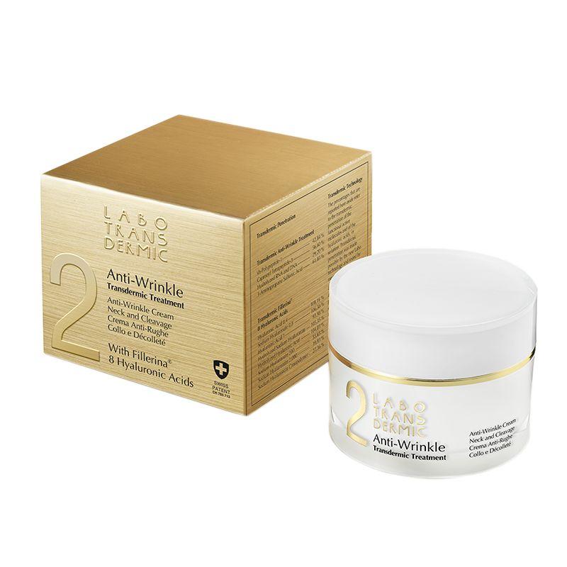 Купить Labo Трансдермик 2 Anti Wrinkle крем против глубоких морщин 50мл