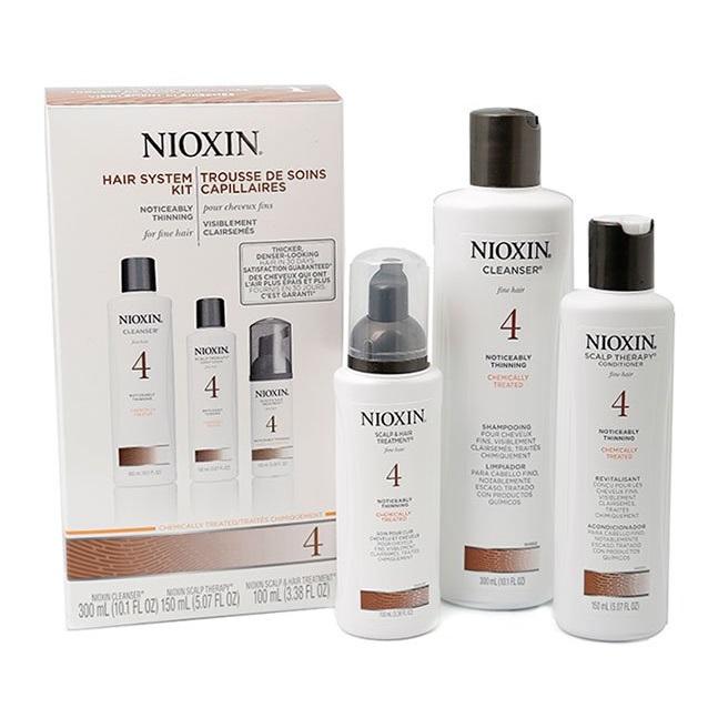Купить Nioxin Система 4 Набор XXL 300мл+300мл+100мл