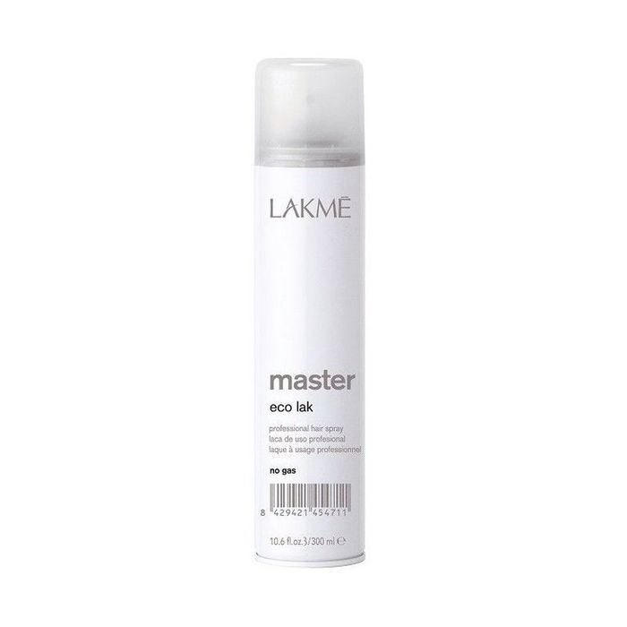 Lakme master ECO LAK NO GAS Эко Лак для волос без газа 300 мл