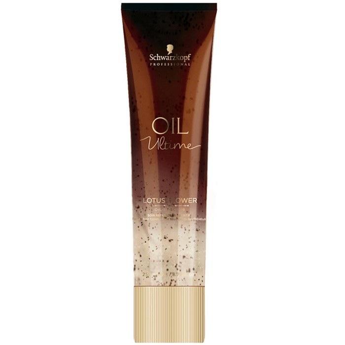 Schwarzkopf Oil Ultime масляный скраб для волос 250мл