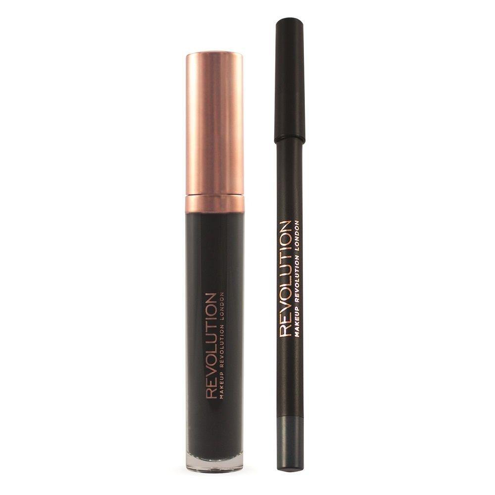 Makeup Revolution Набор для макияжа губ RETRO LUXE KITS Magnificent фото