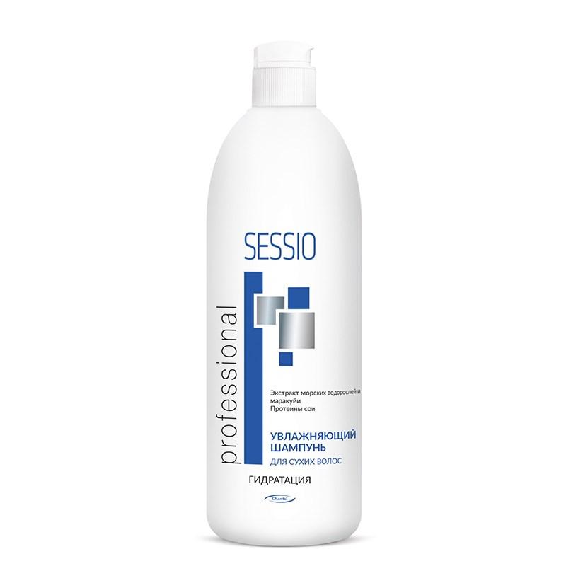 Купить Sessio Шампунь Увлажняющий для сухих волос 500г