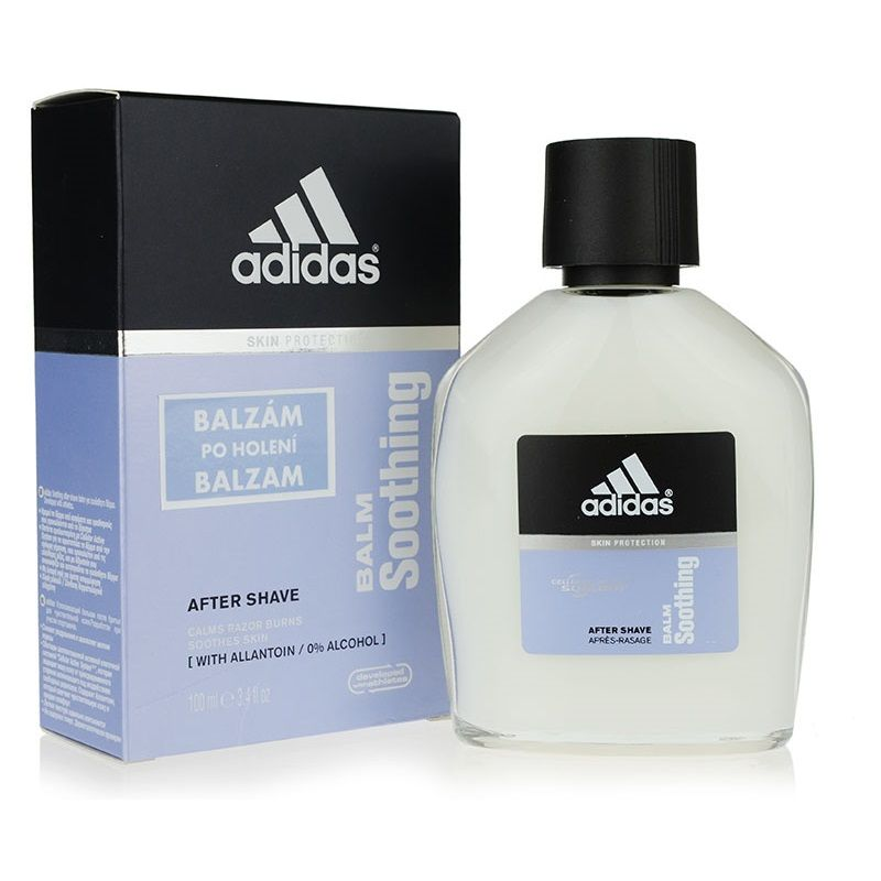 Adidas Skin Protection Soothing Balm After Shave бальзам после бритья успокаивающий 100 мл от Лаборатория Здоровья и Красоты