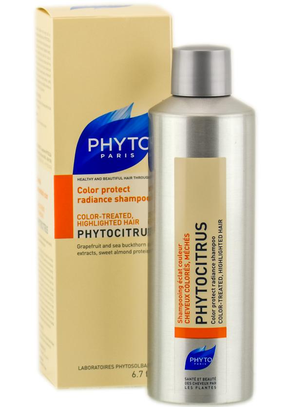Фитосольба/Phyto Фитоцедра Шампунь себорегулирующий для жирных волос 200 мл