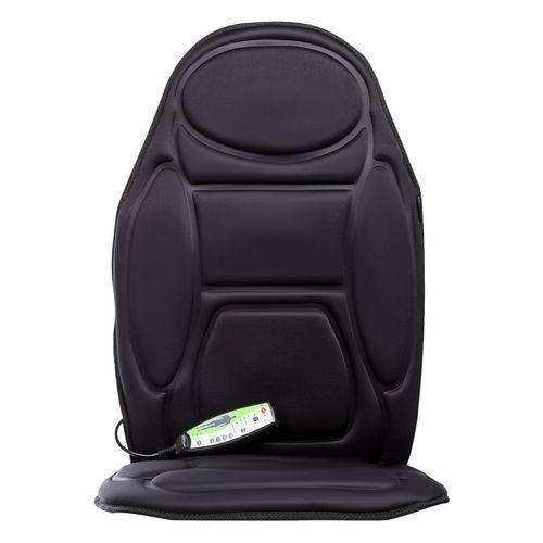 Gezatone массажная накидка с подогревом для автомобиля и кресла AMG388 от Лаборатория Здоровья и Красоты