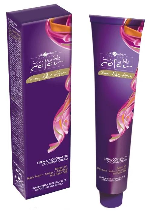 Купить Hair Company Inimitable Крем-краска 66 Темно-русый красный 100 мл, Hair Company Professional
