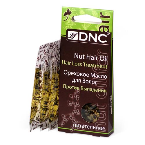 Dnc масло для волос питательное, против