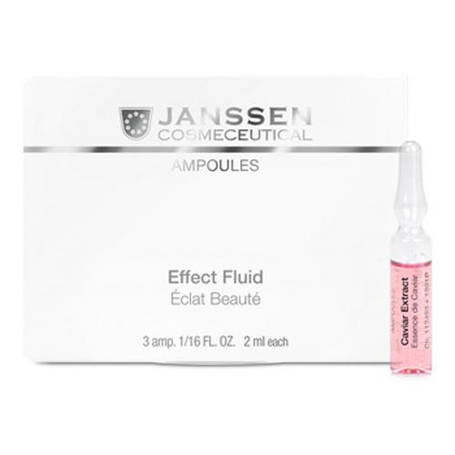 Янсен (Janssen) Ампульный концентрат Экстракт икры Супервостановление 7х2 мл
