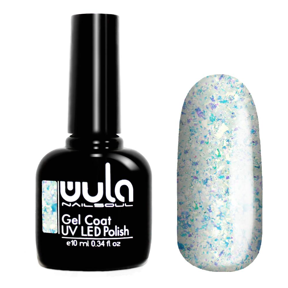 Купить Wula nailsoul опаловое гель лаковое покрытие 10мл Opal gel coat тон 440 поцелуй солнца