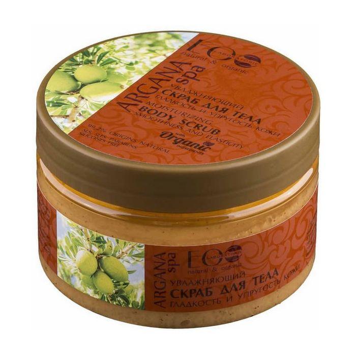 Купить ECOLAB SPA Argana Скраб для тела увлажняющий Гладкость и упругость кожи 250 мл