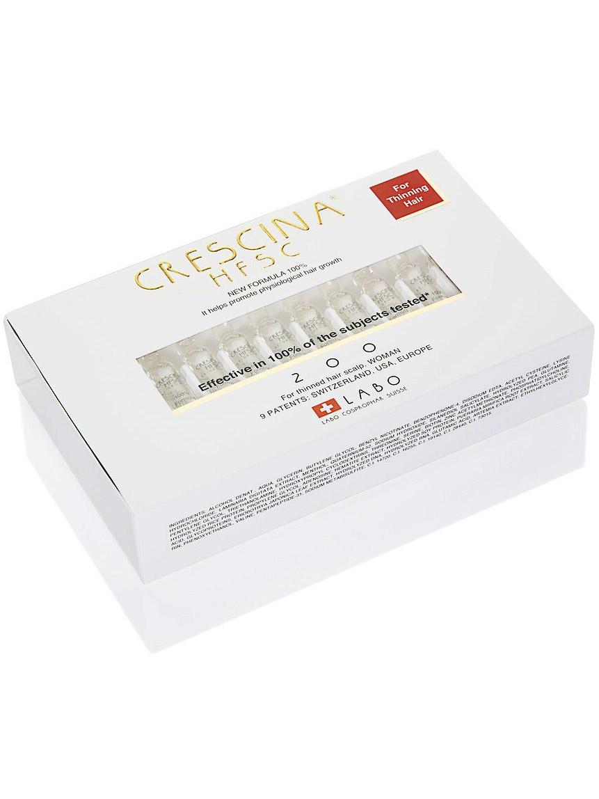 Купить Crescina 200 Лосьон для стимуляции роста волос для женщин №20 3, 5 мл