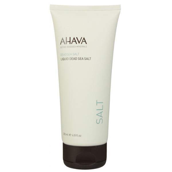 Ахава (Ahava) Deadsea Salt Жидкая соль мертвого моря 200мл от Лаборатория Здоровья и Красоты