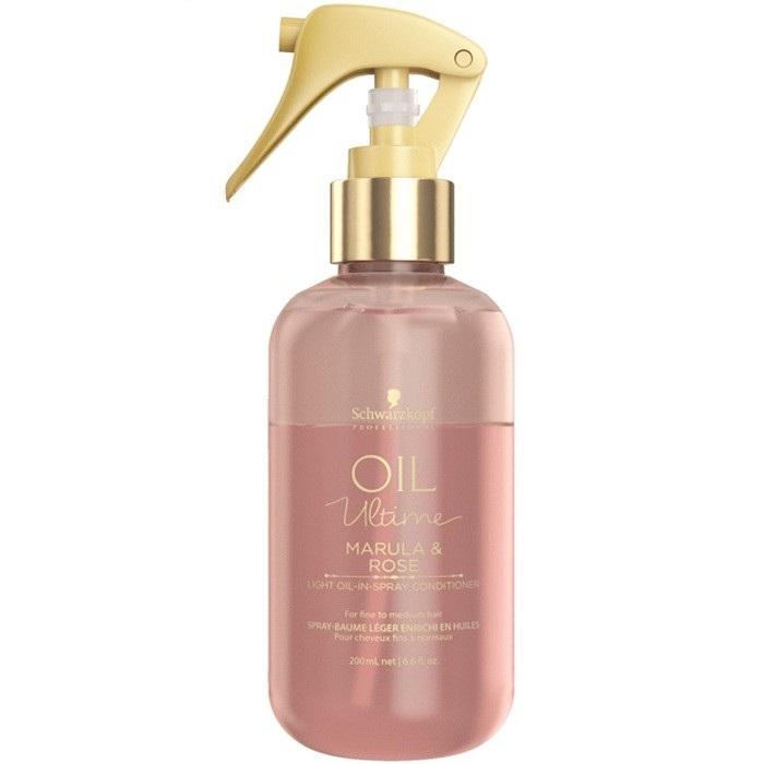 Купить Schwarzkopf Oil Ultime Спрей-кондиционер для волос 200мл, Schwarzkopf Professional