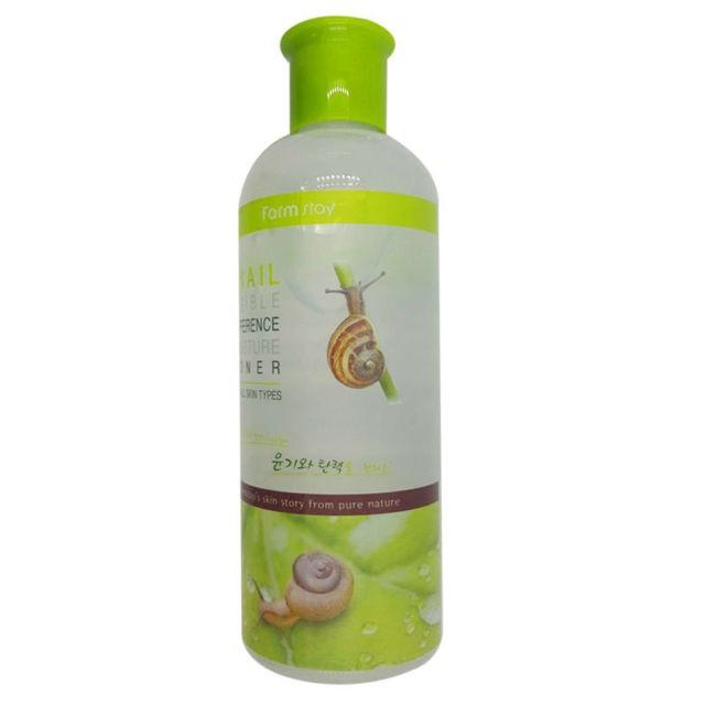 FarmStay Увлажняющий тонер с экстрактом улитки 350мл, Farm Stay  - Купить