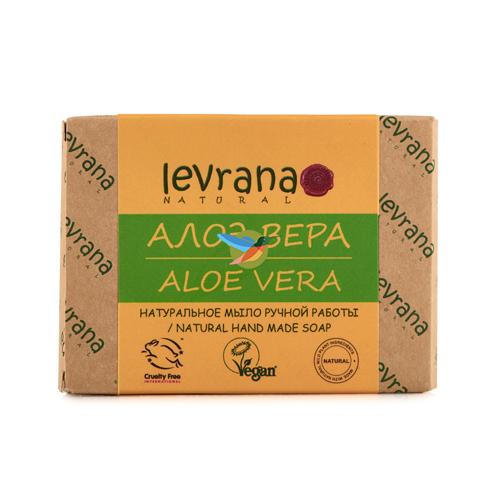 Купить Levrana Натуральное мыло ручной работы Алоэ 100г