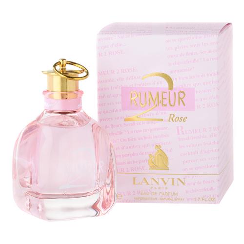 LANVIN RUMEUR 2 ROSE вода парфюмерная жен 50 ml