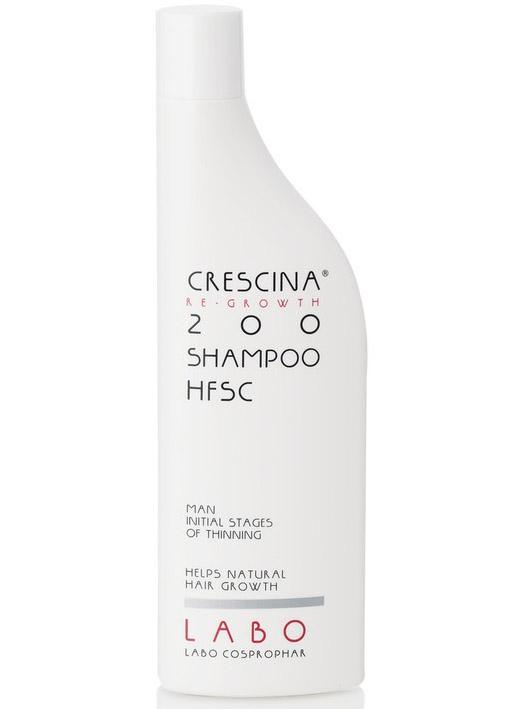 Crescina 200 шампунь для стимулирования роста волос для