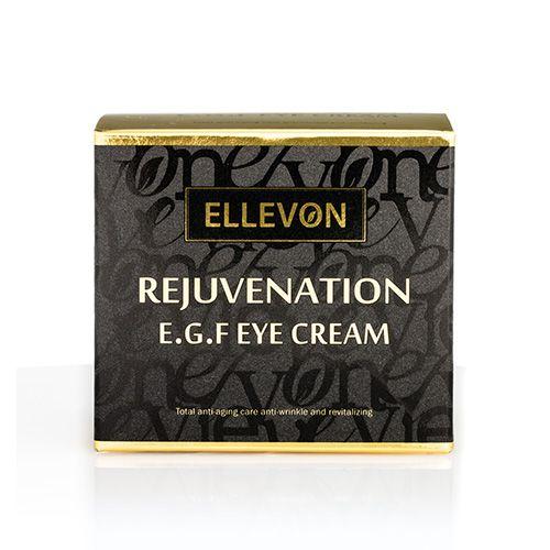 Купить Ellevon Омолаживающий крем для глаз E.G.F 50 мл