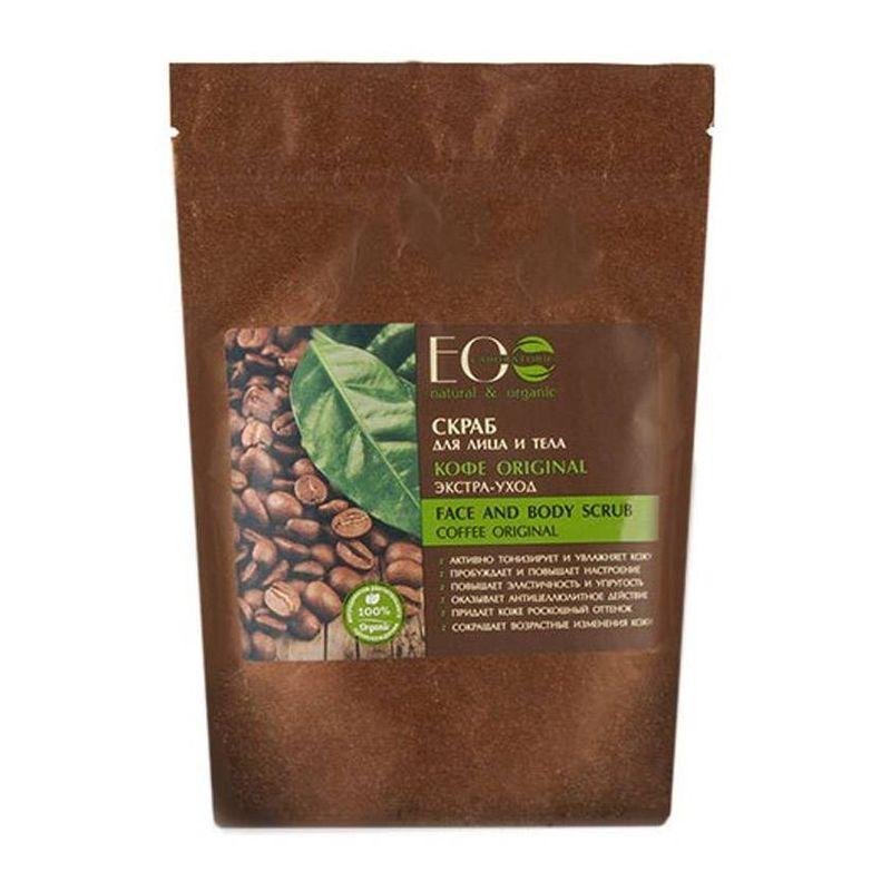Купить ECOLAB Скраб для лица и тела Кофе Original экстра-уход 200 g